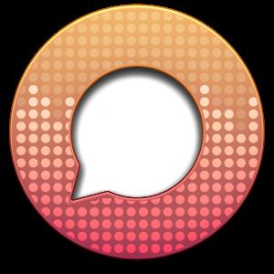 Ícone do Pling Messenger para OS X
