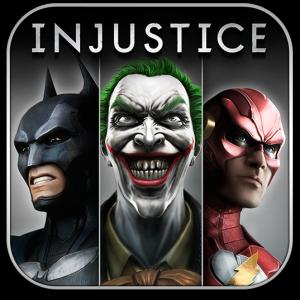 Ícone do jogo Injustice para iOS