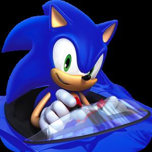 Ícone do jogo Sonic & SEGA All-Stars Racing para Mac