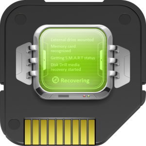 Ícone do Disk Drill Media Recovery