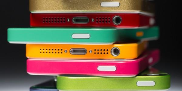iPhones coloridos (ColorWare)