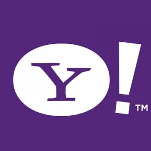 Logo do Yahoo! (miniatura)