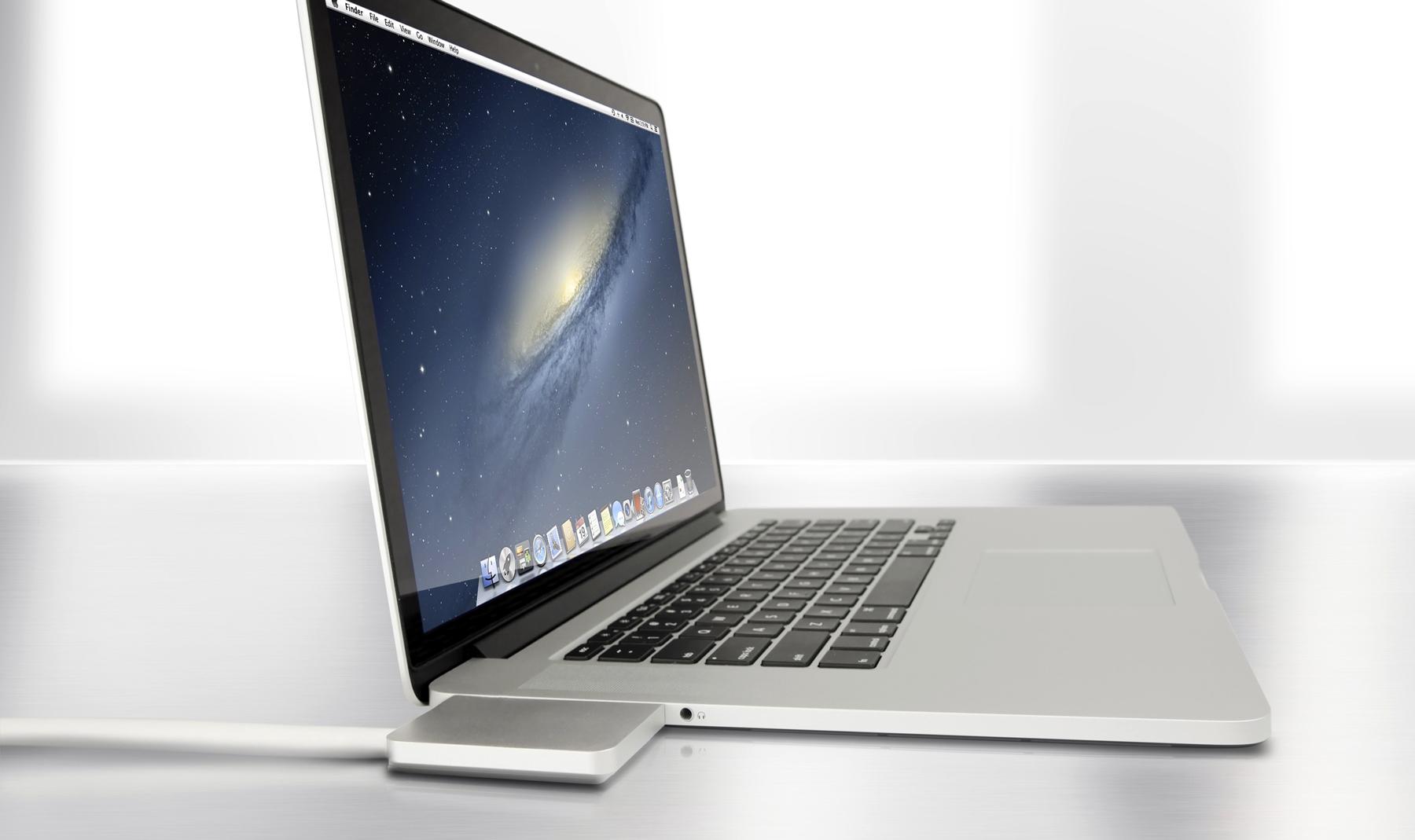 ZenDock com MacBook Pro