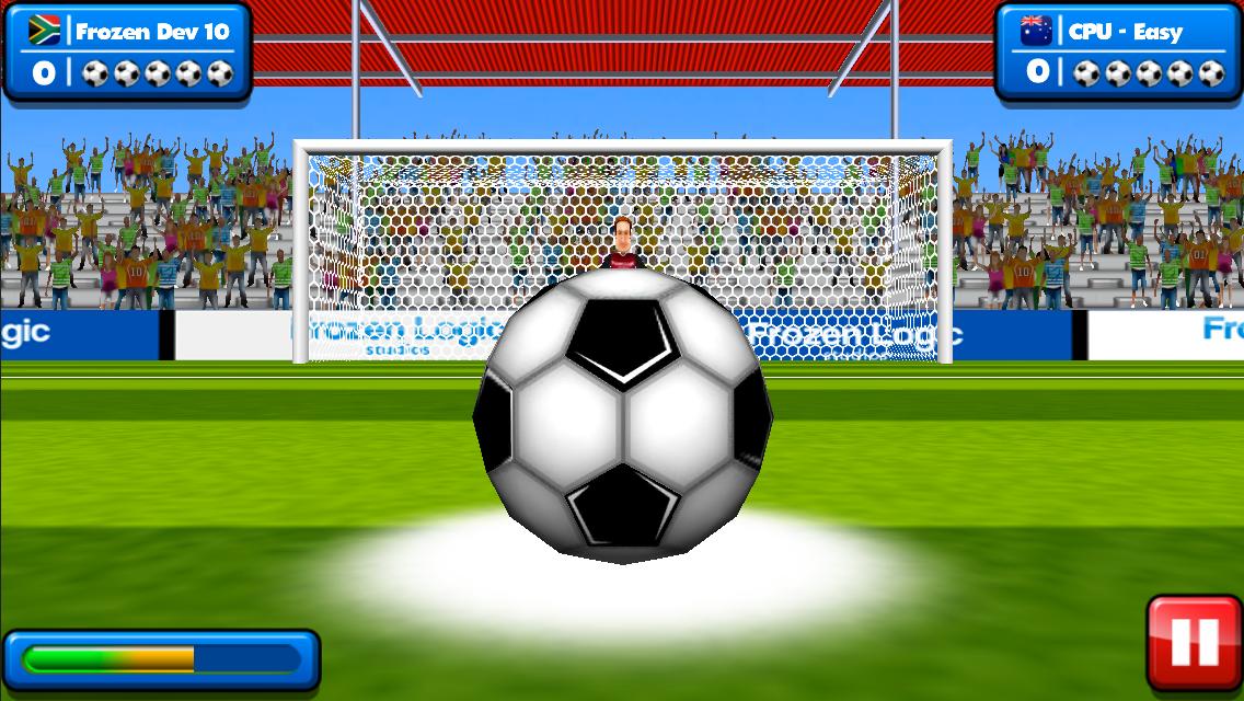 Soccer Penalty Kicks Deluxe no iPhone