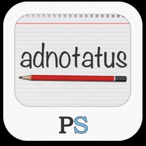 Ícone - Adnotatus