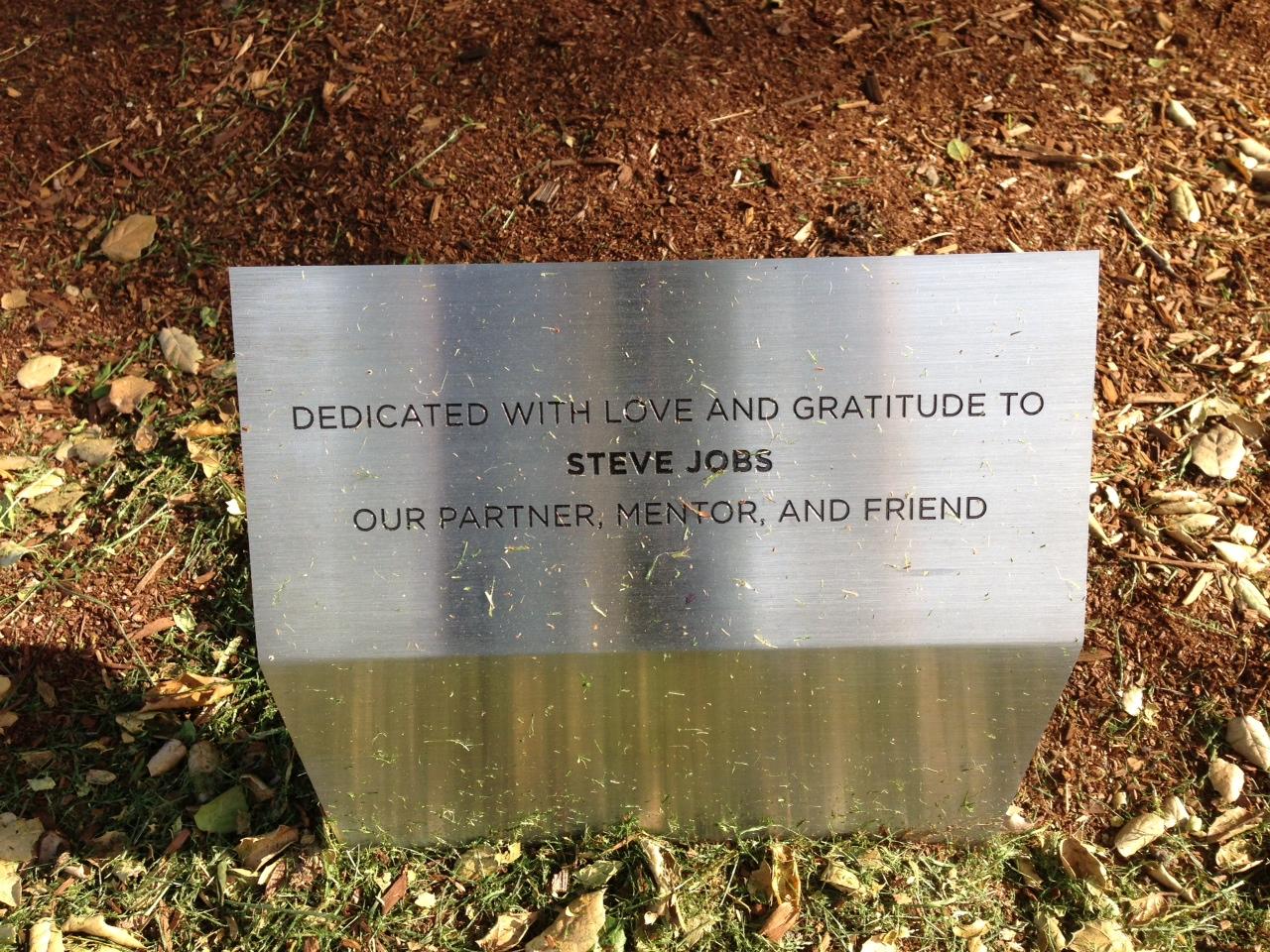Árvore da Pixar para Steve Jobs