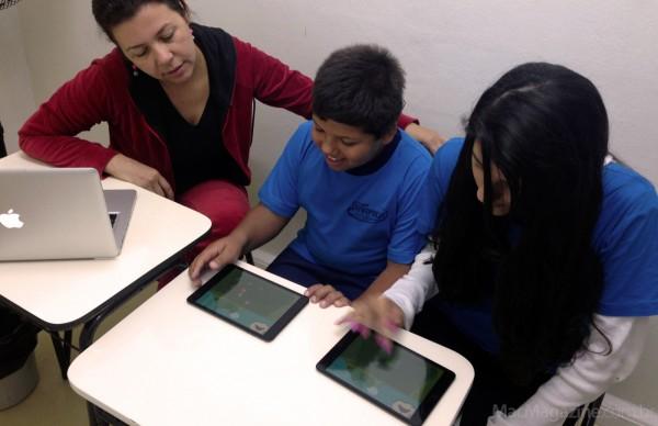 iPads na Escola Dinâmica