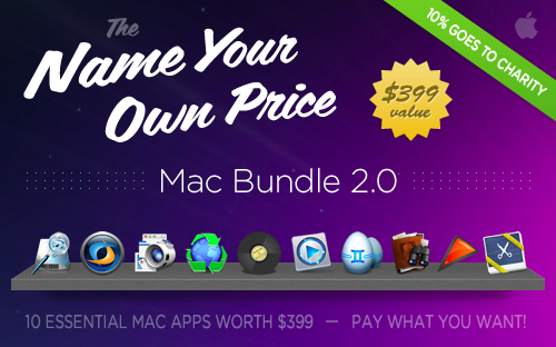 StackSocial - The Name Your Own Price Mac Bundle 2.0