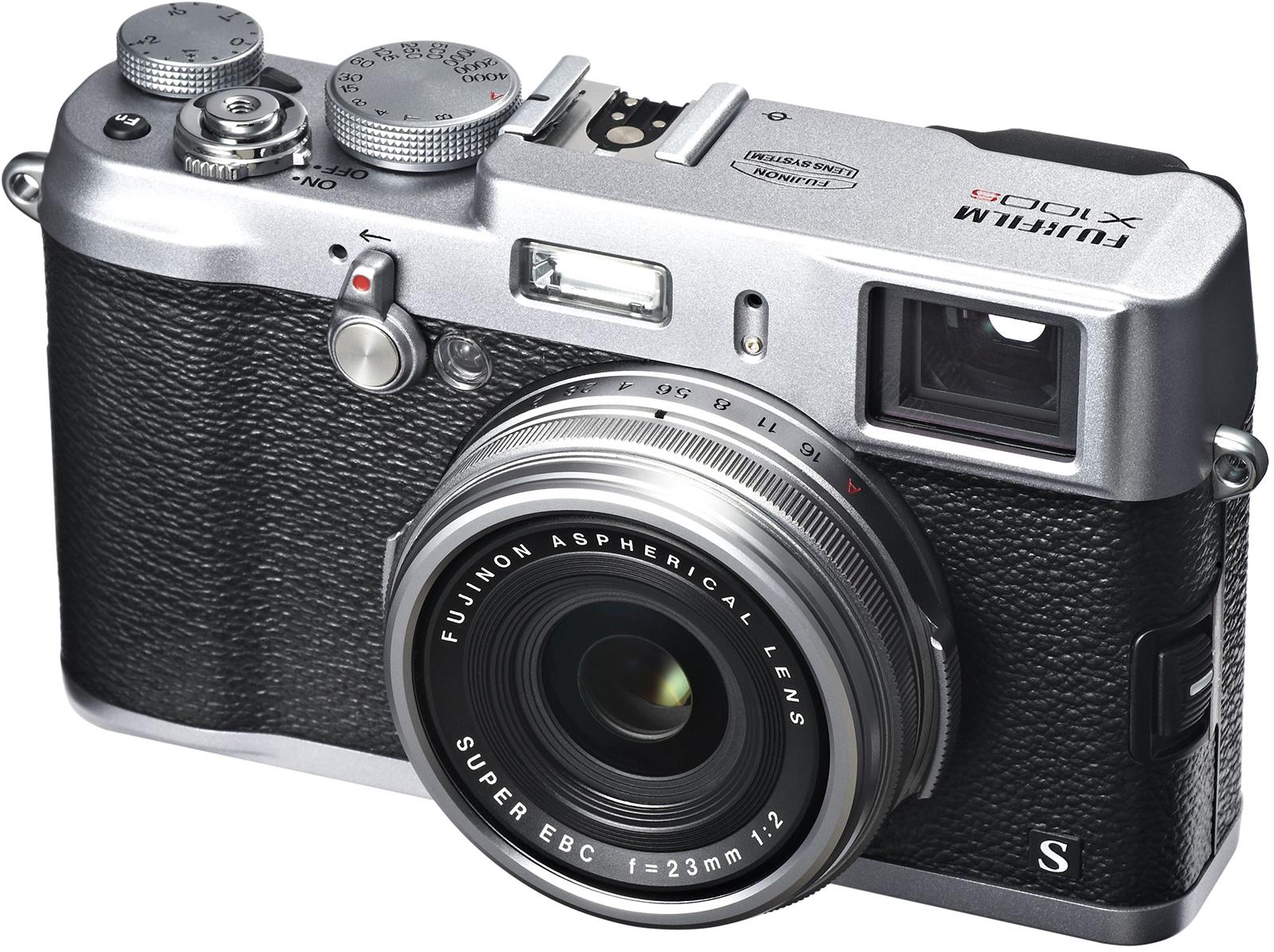 Câmera da Fujifilm