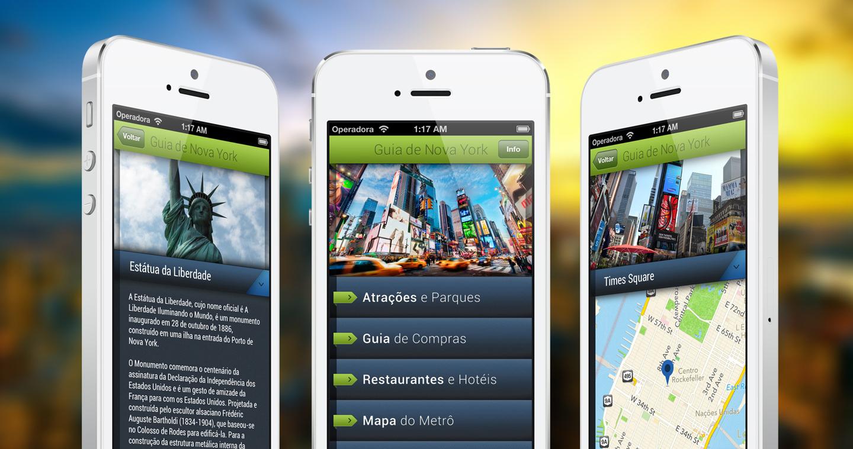 Guia de Nova York - iPhones