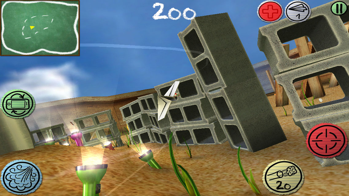 Screenshot de Air Wings