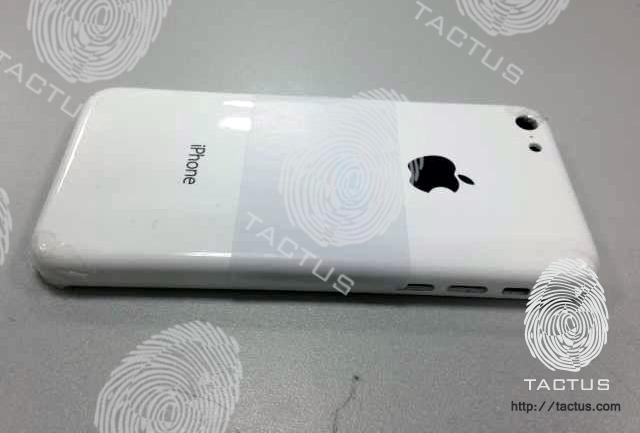 Traseira do iPhone de baixo custo?