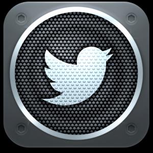 Ícone - Twitter #music