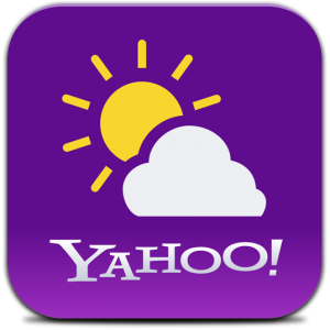 Ícone - Yahoo! Tempo