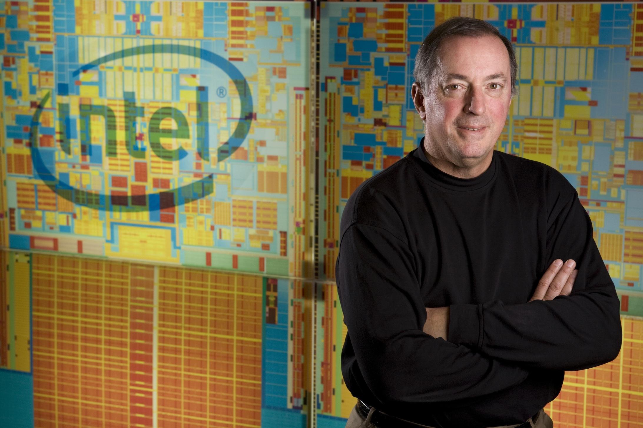 Paul Otellini, CEO da Intel