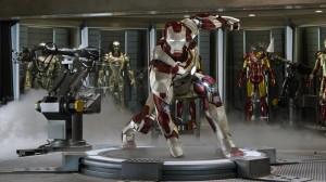 Comparação Homem de Ferro 3 - Filme