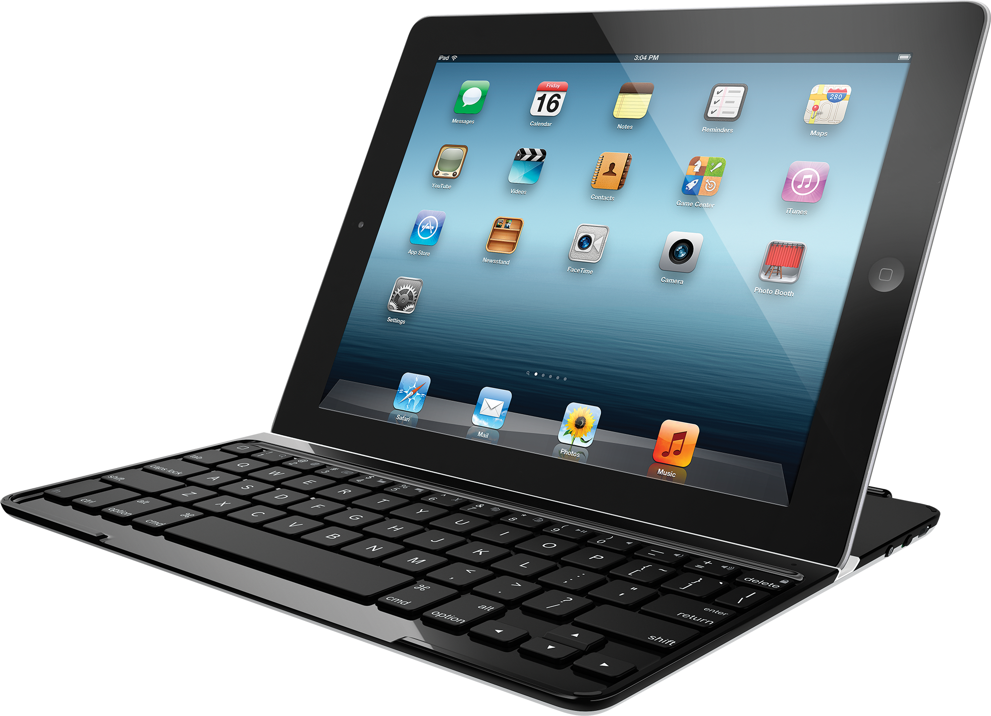 Logitech Ultrathin Keyboard Cover com iPad