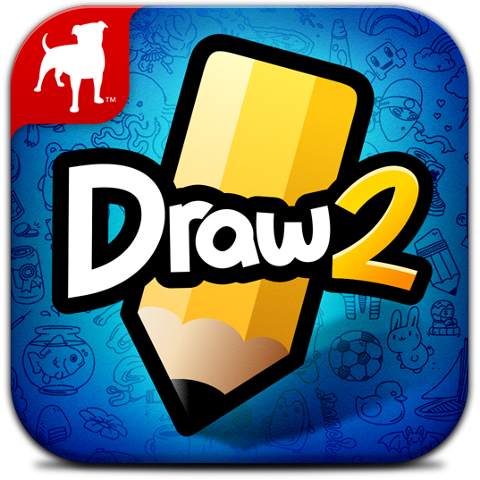 Ícone - Draw Something 2