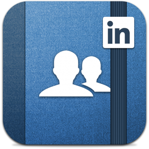 Ícone - LinkedIn Contacts