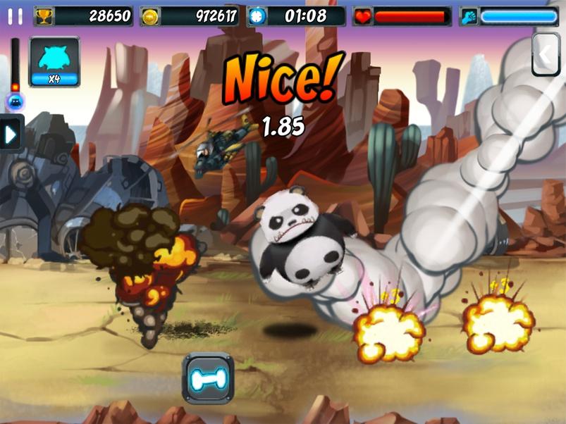 Screenshot do jogo Madmonster para iOS