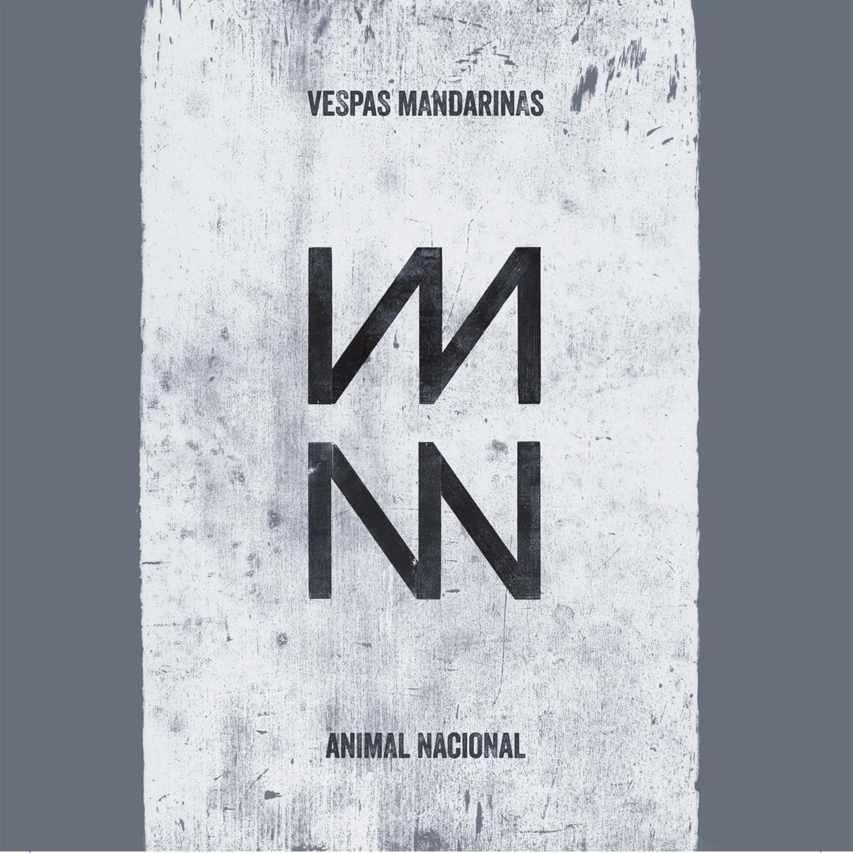 Álbum Animal Nacional, da banda Vespas Mandarinas
