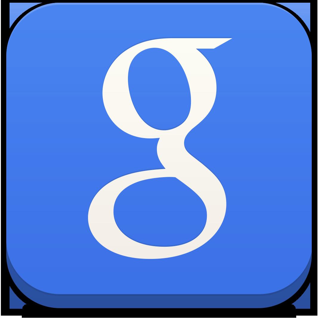 Ícone - Pesquisa Google
