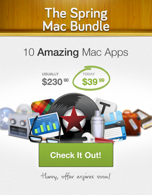 The Spring Mac Bundle, da Paddle