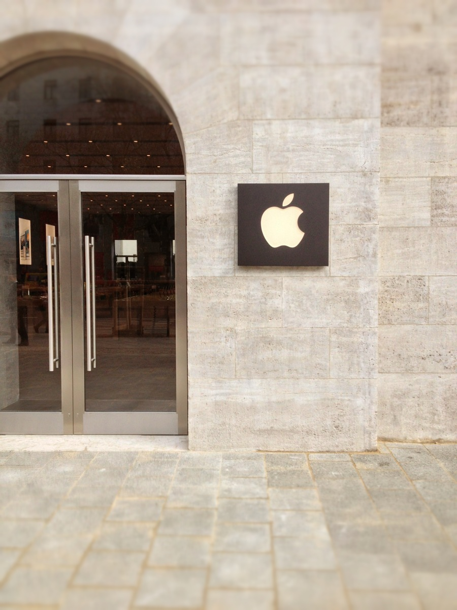 Primeira Apple Retail Store de Berlim