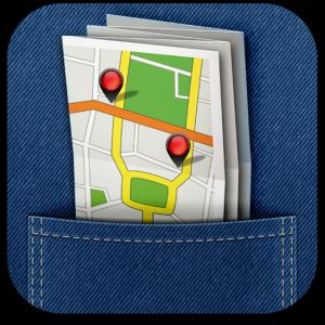 Ícone - City Maps 2Go