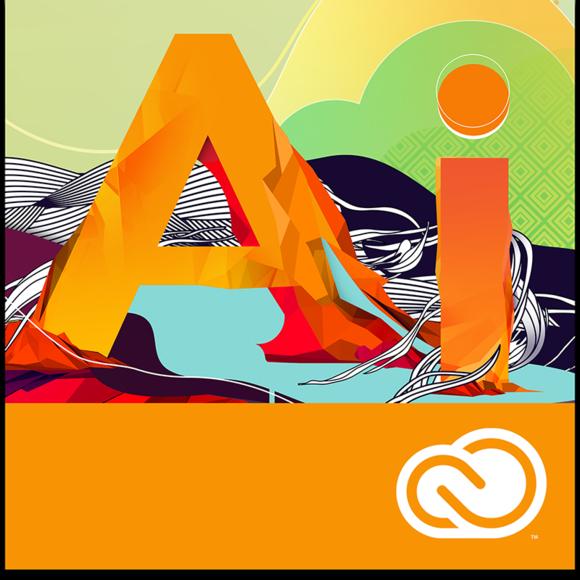 Logo do Illustrator CC