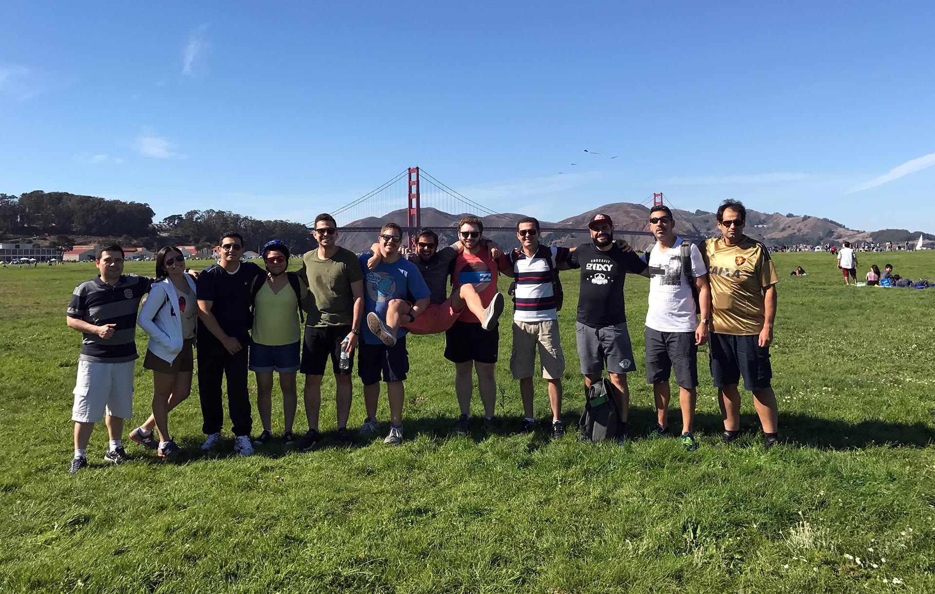Grupo do MM Tour V