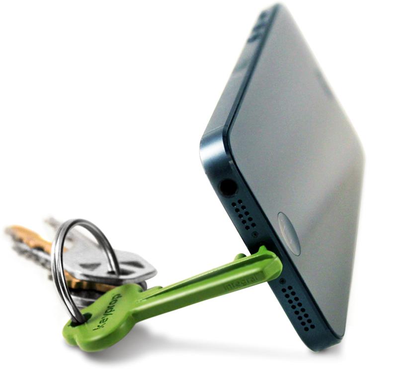 KeyProp com iPhone 5