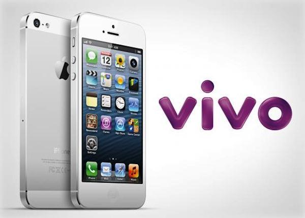 iPhone 5 da Vivo