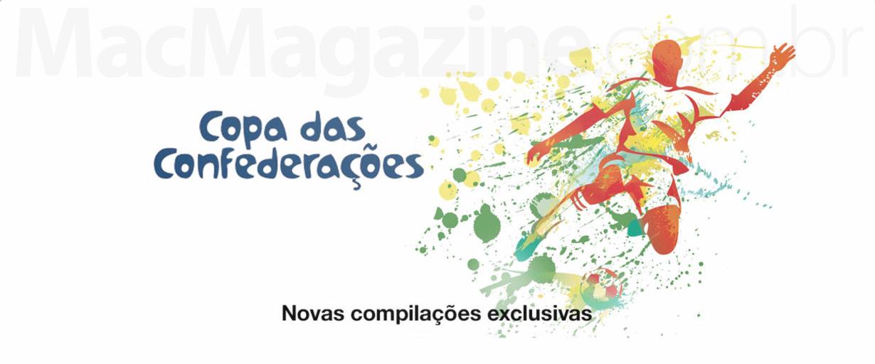 Banner - Copa das Confederações Brasil