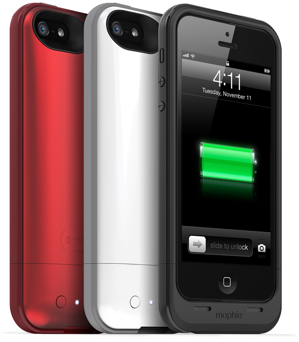 mophie juice pack plus em iPhones 5