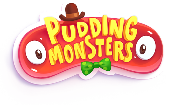 Logo - Pudding Monsters