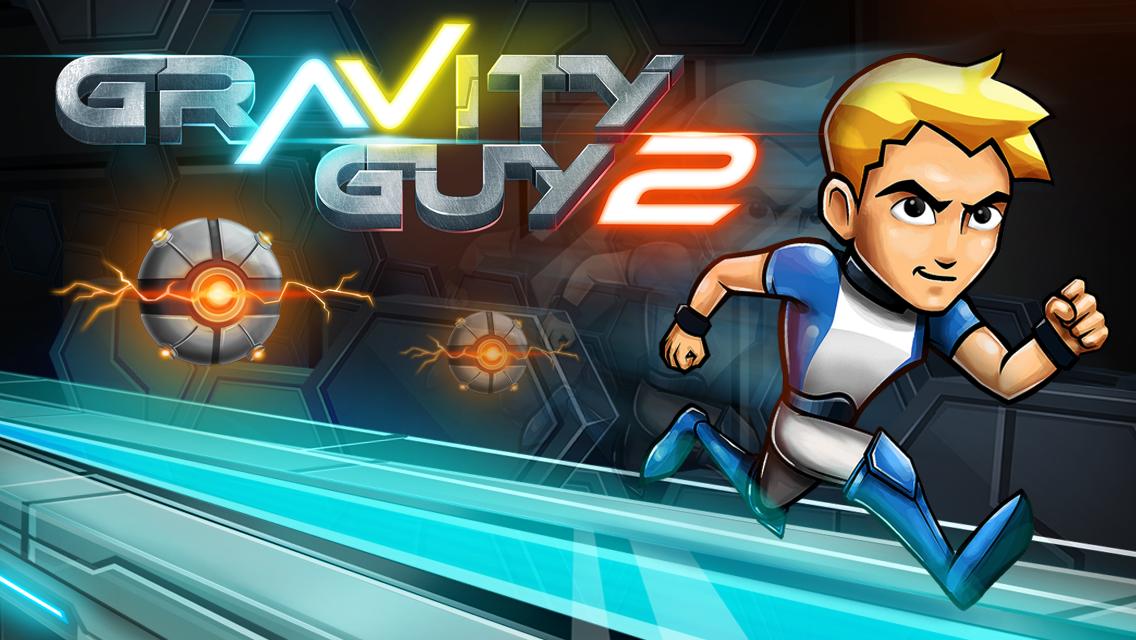 Banner - Gravity Guy 2