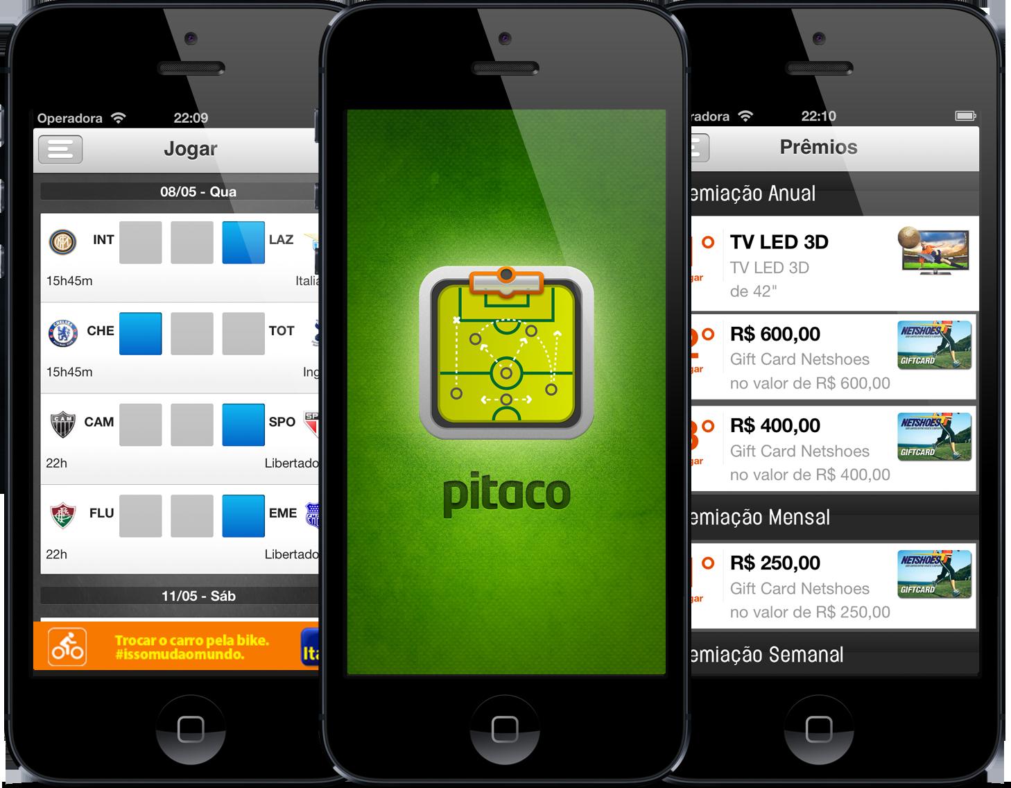 Pitaco - iPhones