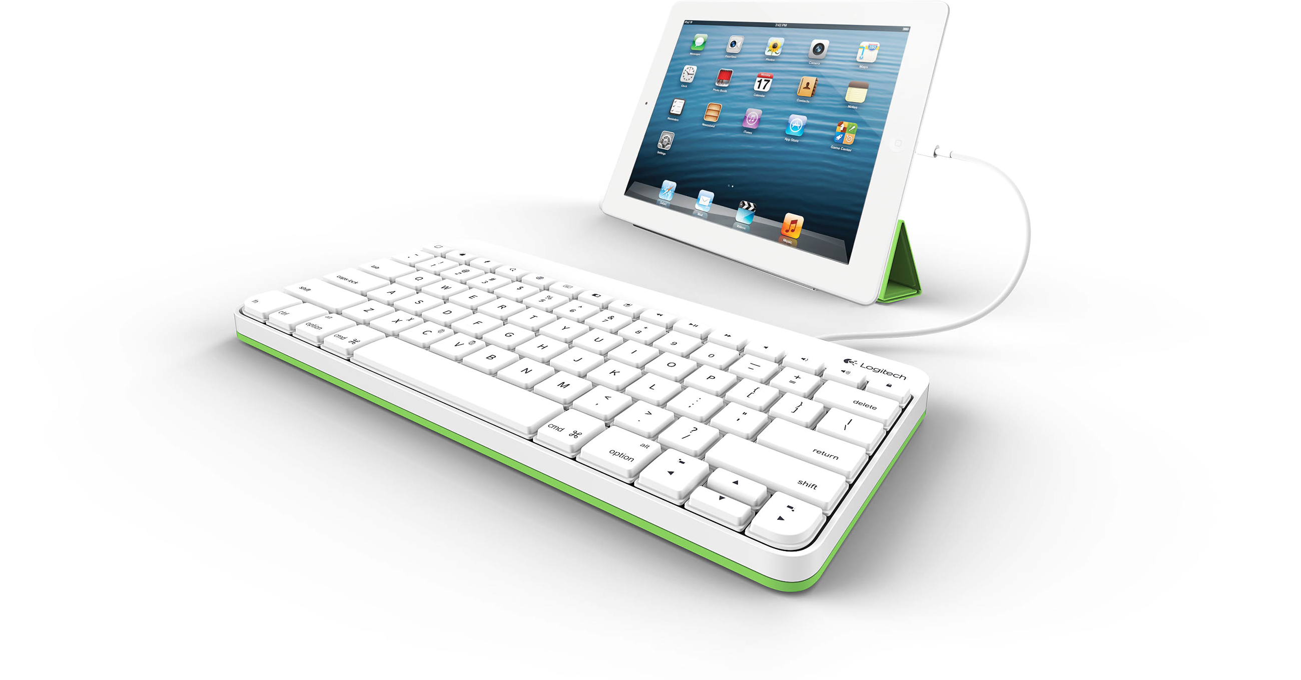 Logitech Wired Keyboard for iPad