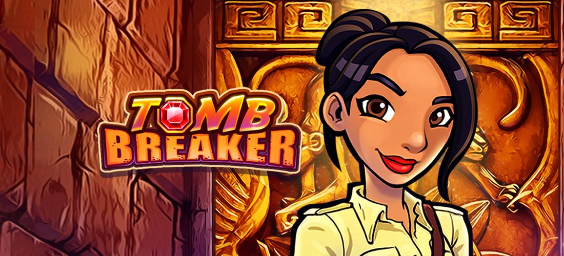 Banner - Jogo Tomb Breaker para iOS