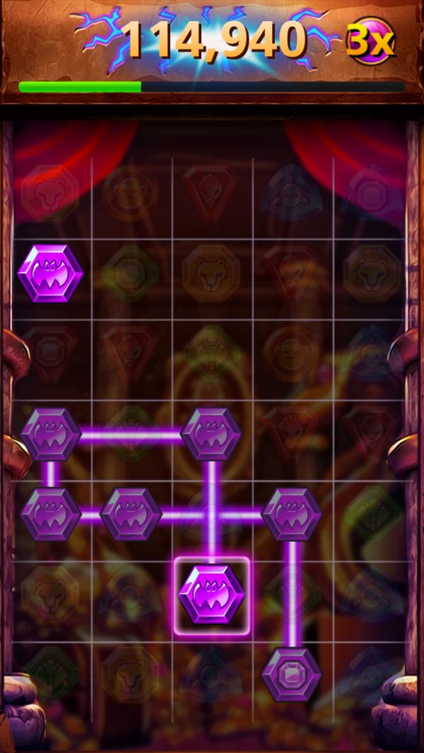 Screenshot - Jogo Tomb Breaker para iOS