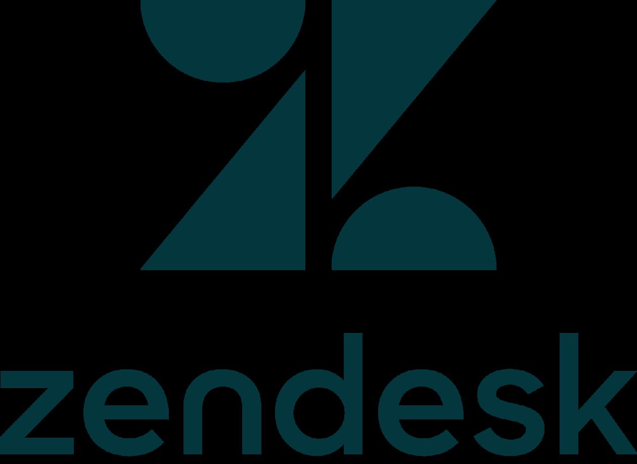 Logo da Zendesk