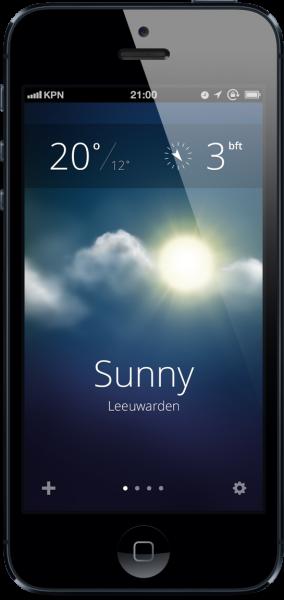 Conceito - App Tempo