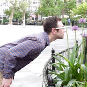 Fotógrafo Google Glass