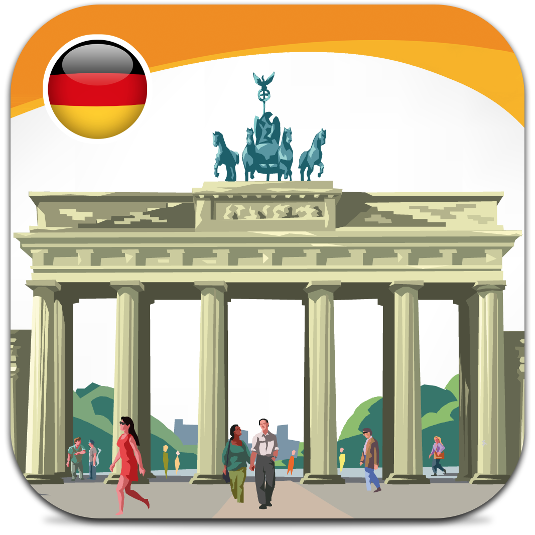 Ícone - Aprenda Alemão
