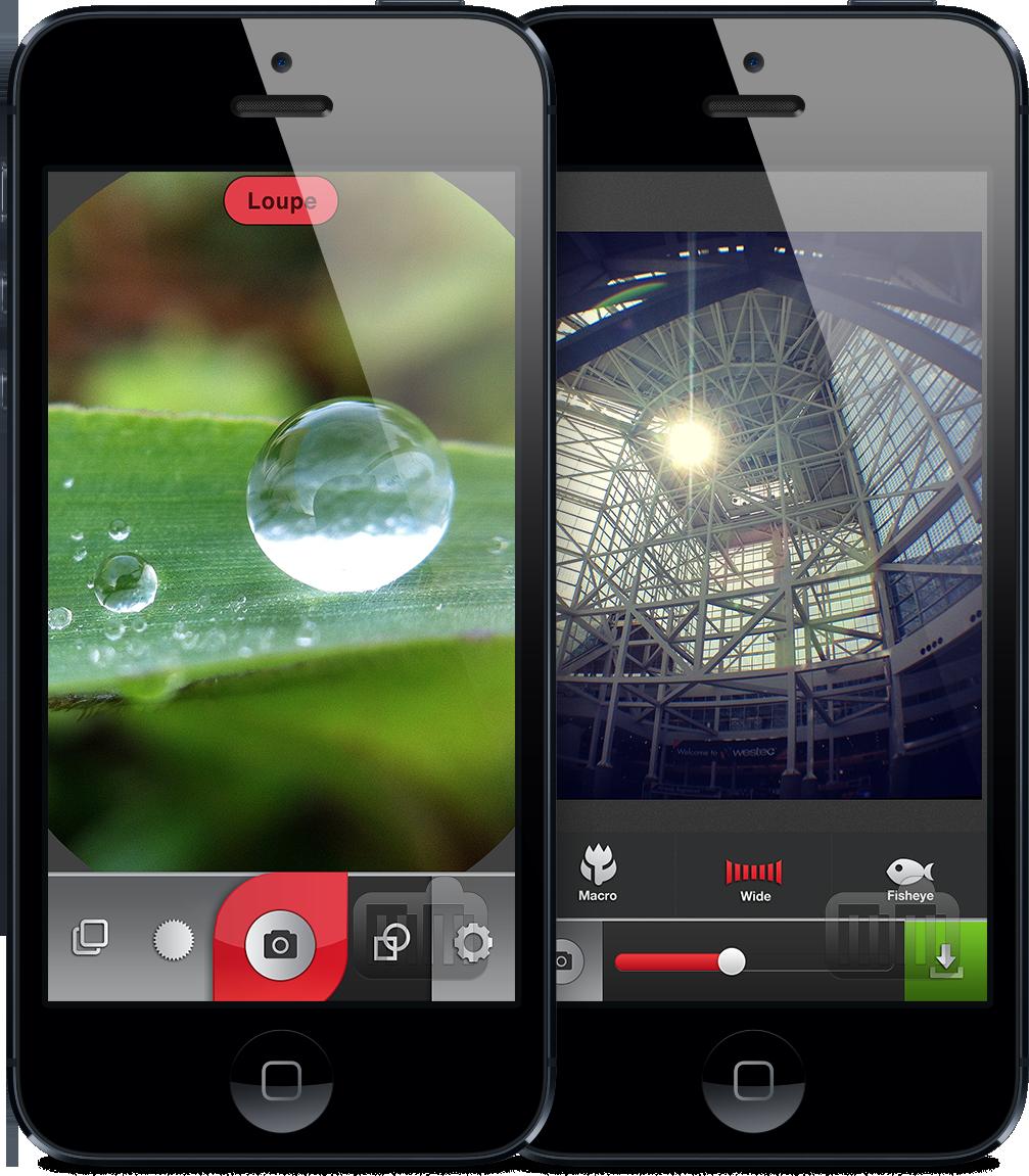 olloclip - iPhones