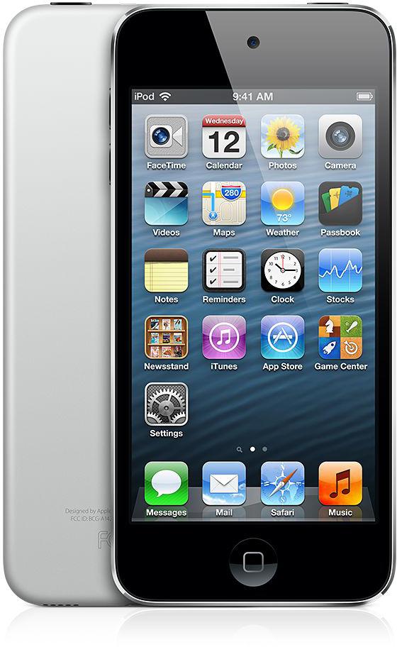 Novo iPod touch de 16GB sem câmera iSight
