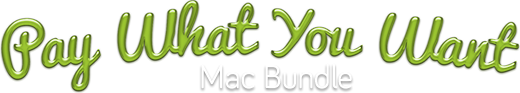 Logo - Pay What You Want Mac Bundle