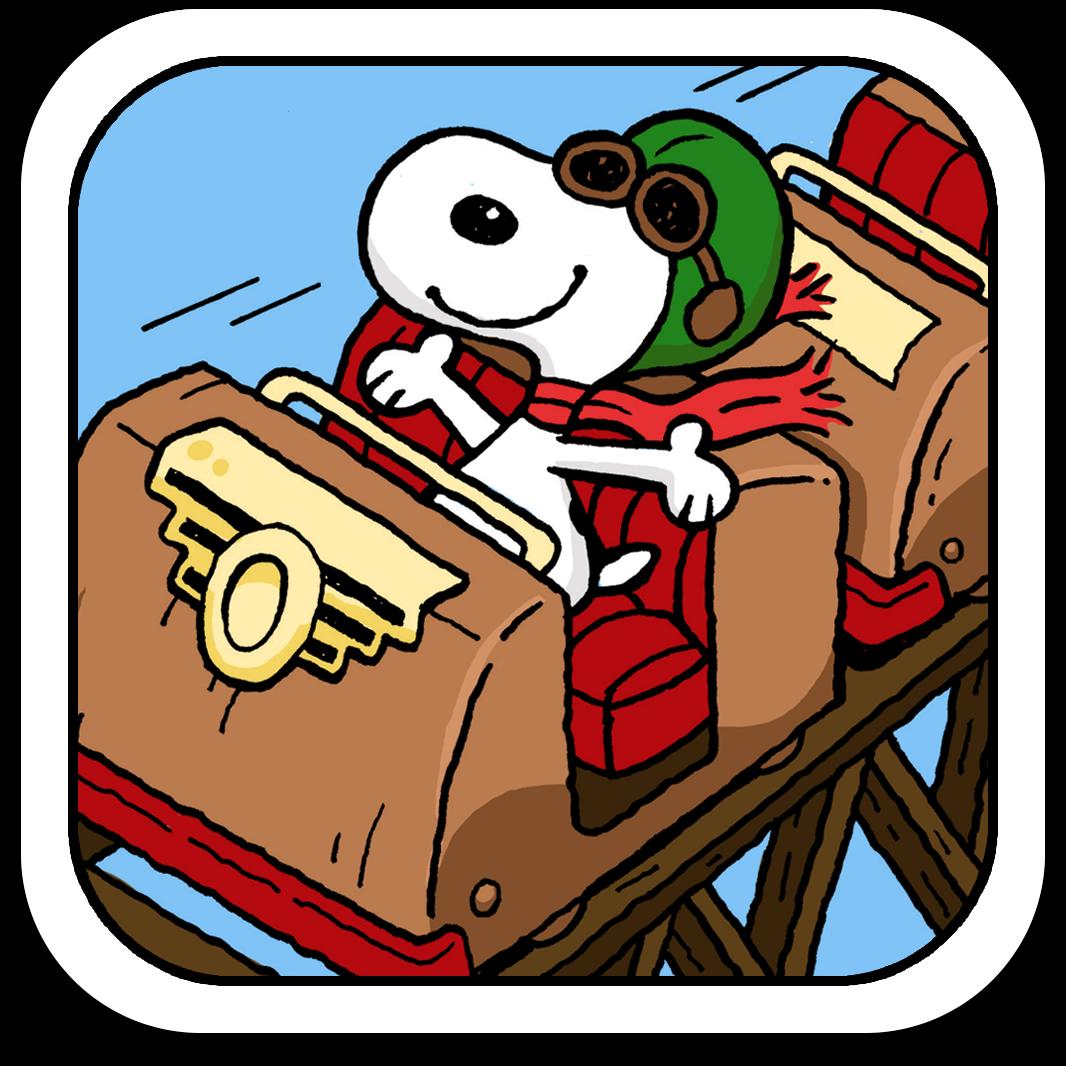 Ícone - Snoopy Coaster