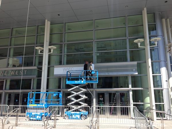 Moscone Center - WWDC 2013